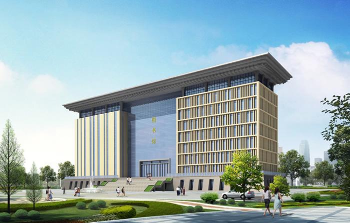 学院风景-郑州理工职业学院