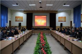 我院组织中层以上管理人员赴郑州澍青医学高等专科学校参观交流