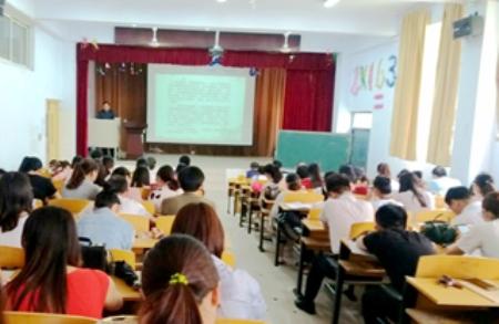 郑州理工职业学院2018年度继续教育培训圆满结束