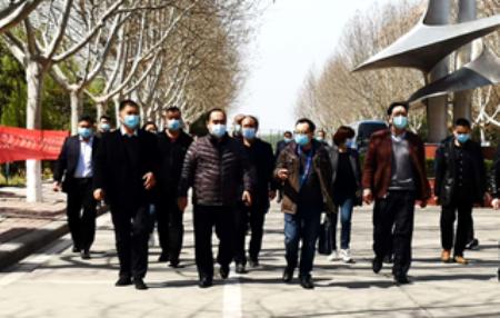 郑州市教育局督查组莅临我院督导疫情防控工作