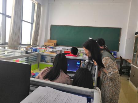 信息工程学院计网教研室18级毕业生线上答辩